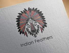 #26 para Indian Feathers te invita a crearles el mejor logotipo del mundo de hermesbri121091