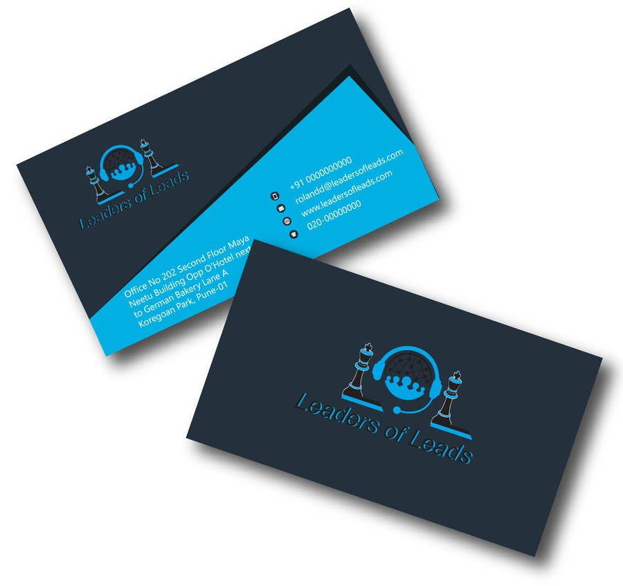 Entry 36 by nakib7973 for design some business cards for bpo office business card colourmoves
