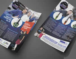 #41 cho Brochure Design for Throttle Muscle bởi thuanbui