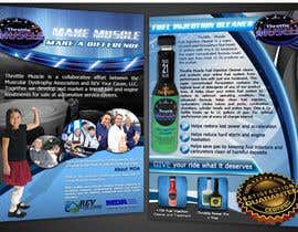 #50 para Brochure Design for Throttle Muscle por EhabSherif