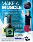 Graphic Design Inscrição do Concurso Nº47 para Brochure Design for Throttle Muscle