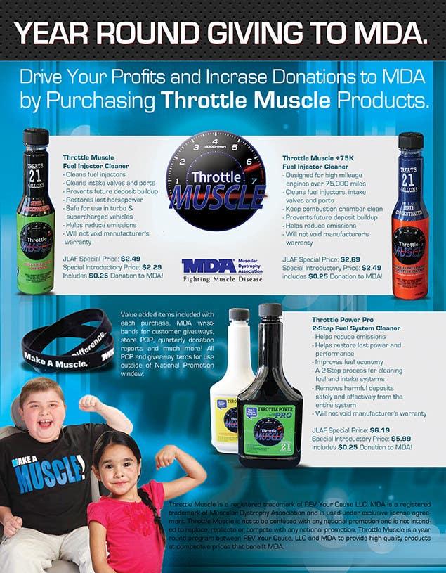 Konkurrenceindlæg #46 for Brochure Design for Throttle Muscle