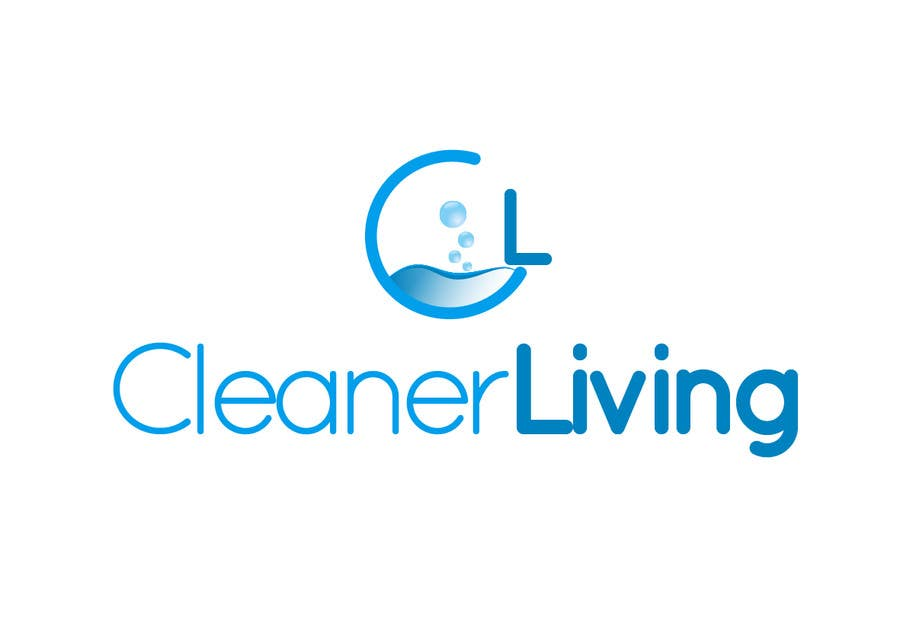 Proposition n°                                        9                                      du concours                                         Design a Logo for Cleaning Company - Clean R Living
