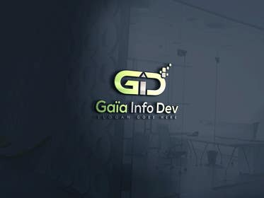 #13 for Design a Logo for Gaia Info Dev ! af HSDesignStudios