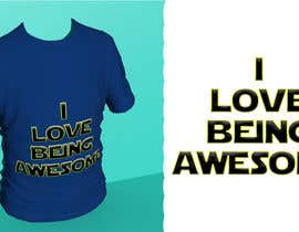 #31 for Design a T-Shirt by buzaslajos