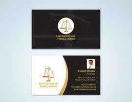 #51 cho Design Business Cards for a Law Office bởi aminur33
