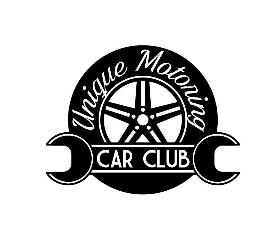 entry 2 by paodiaz for car club logo freelancer rh freelancer com car club logos for sale car club logos for the 1960s