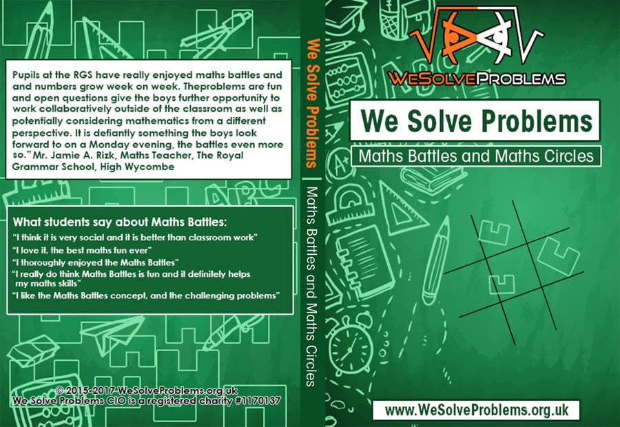 Entry #8 by obiservices for Design a front cover and back cover