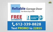 Contest Entry #55 for Graphic Design for Reliable Garage Door
