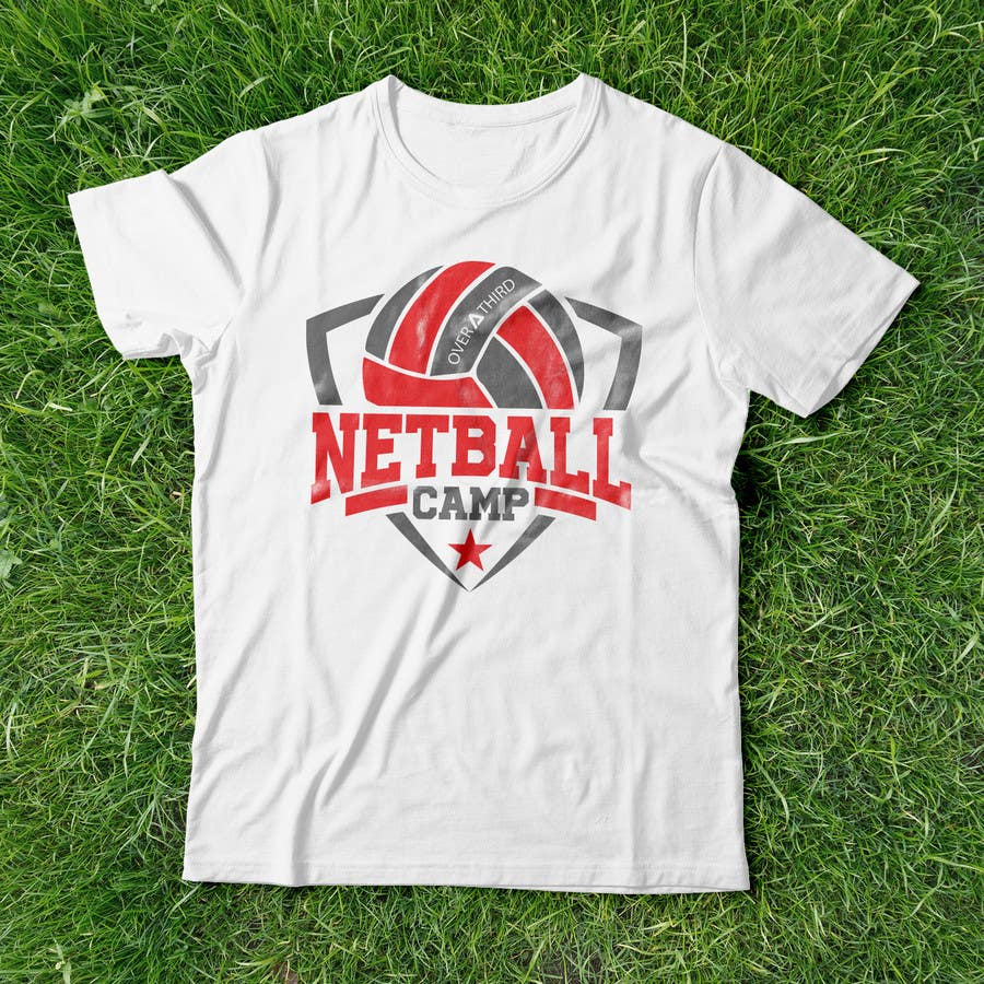 Design t shirt netball -  35 For Netball Camp T Shirt Design By Karlparan