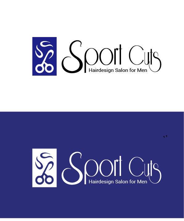 Konkurrenceindlæg #                                        15                                      for                                         Design a Logo for My Hairdesign Salon for Men