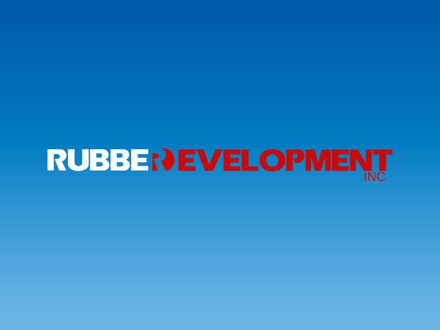 Kilpailutyö #10 kilpailussa Logo Design for Rubber Development Inc.