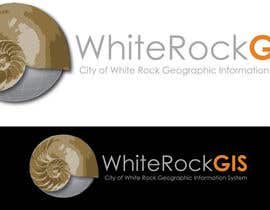 #123 pentru Logo Design for City of White Rock Internal GIS website de către AlexandraEdits