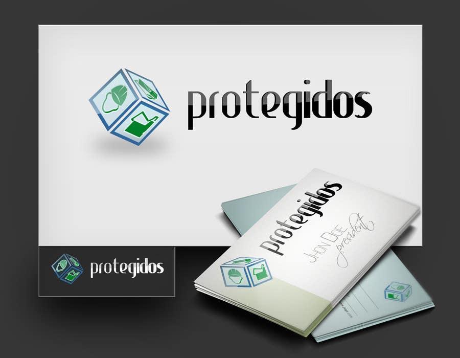 """Конкурсная заявка №77 для Logo Design for """"Protegidos"""""""