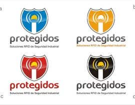 "#95 para Logo Design for ""Protegidos"" por sharpminds40"