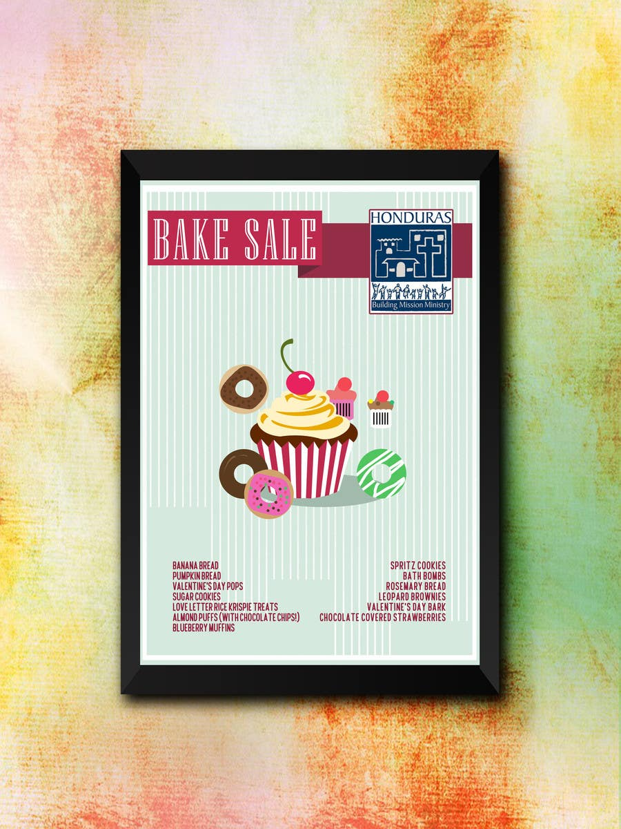 charity bake poster lancer 11 for charity bake poster by iamplexus