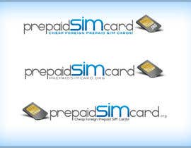 #180 for Logo Design for prepaidsimcard.org af kristheme