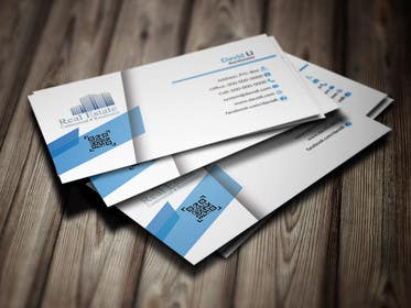 Image of                             Design a Business Card for a Rea...