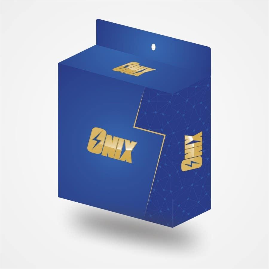 Penyertaan Peraduan #                                        1                                      untuk                                         Create Print and Packaging Designs for Onix Batteries