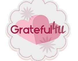#36 for Design a Logo for grateful4u.com by lilmermaaaid