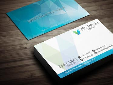 Image of                             Design some Business Cards for D...