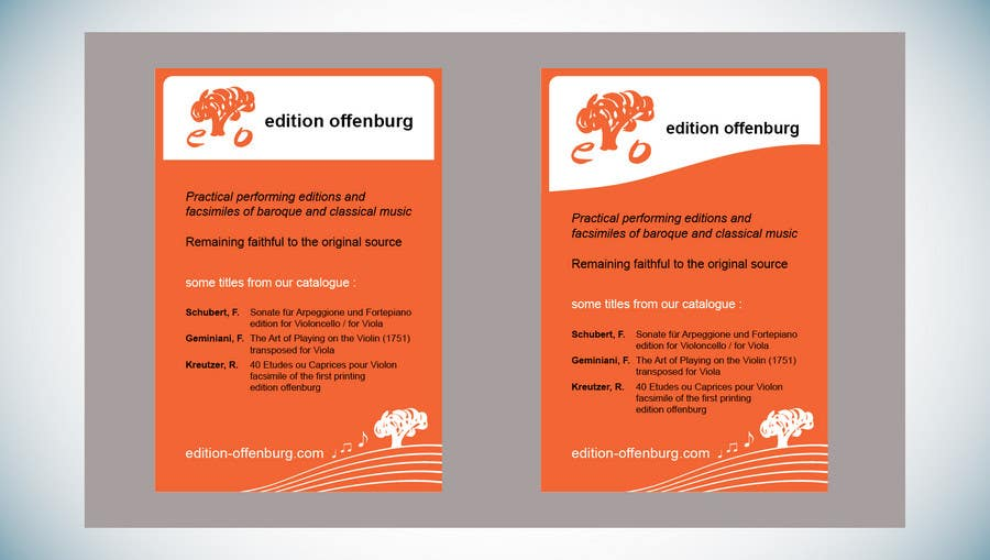 Bài tham dự cuộc thi #                                        34                                      cho                                         Graphic Design for edition offenburg