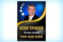 Graphic Design for Rudy Upshaw for School Board için Graphic Design19 No.lu Yarışma Girdisi