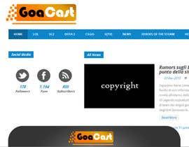 #87 for Design a Logo for Gaming news site and esports team af prayogohebat