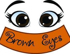 #7 cho Design a Logo for Brown Eyes bởi saaniya94