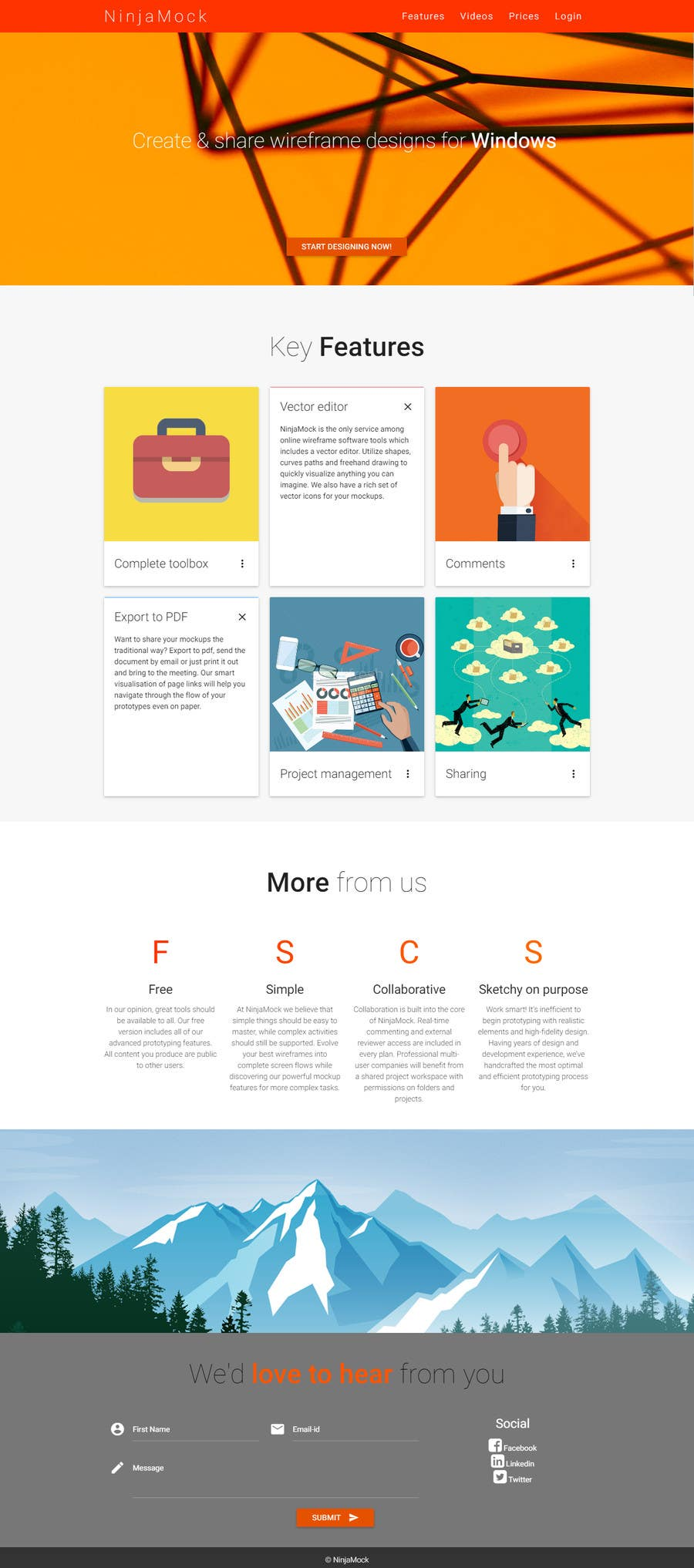 Entry #3 by NewSense for First page of website redesign   Freelancer
