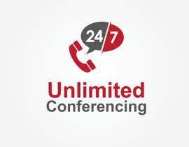 #89 for Design a logo for my business www.unlimitedconferencing.com.au af MaestroBm