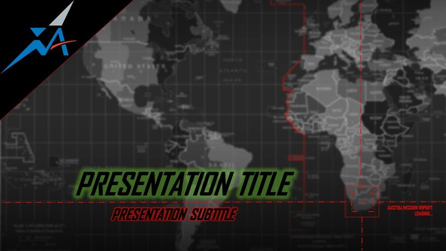 entry 43 by banze94 for mission impossible inspired powerpoint 2016
