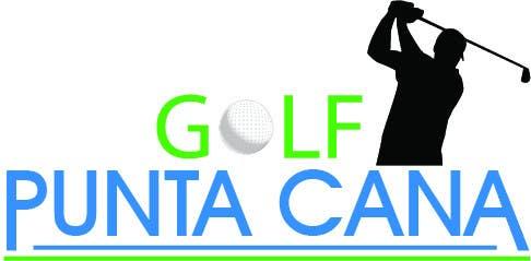 Bài tham dự cuộc thi #                                        59                                      cho                                         Logo Design for Golf Punta Cana
