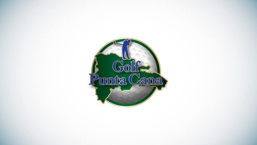 Konkurrenceindlæg #                                        94                                      for                                         Logo Design for Golf Punta Cana