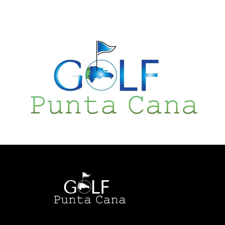 Penyertaan Peraduan #                                        53                                      untuk                                         Logo Design for Golf Punta Cana