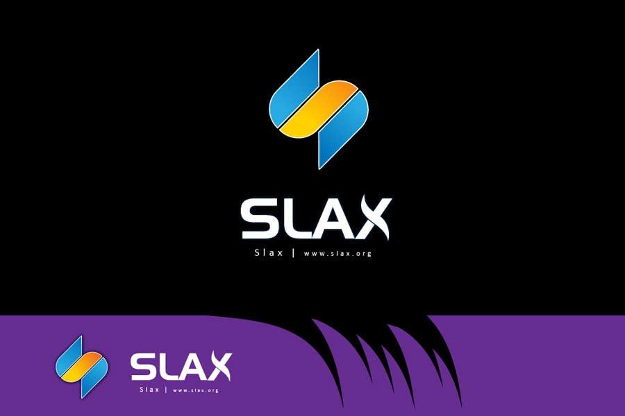 #386 for Logo Design for Slax by greatdesign83