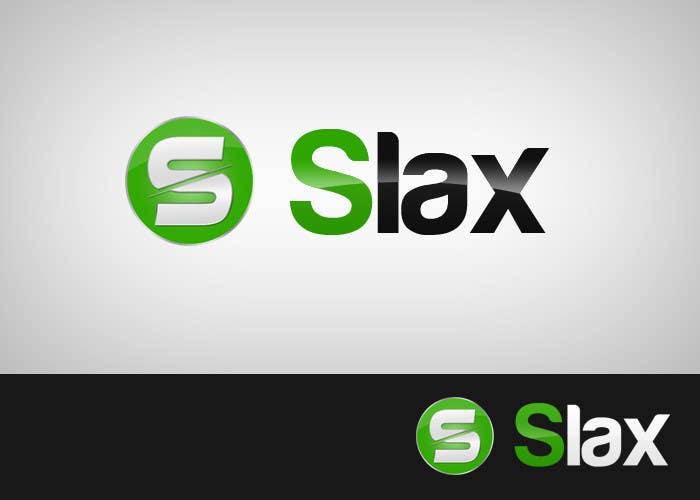 #330 for Logo Design for Slax by Cesco96