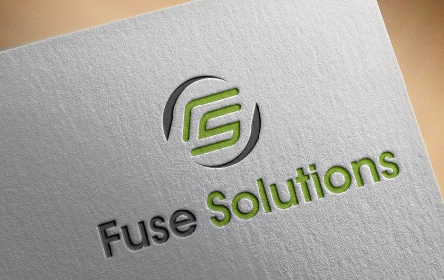 Bài tham dự cuộc thi #                                        262                                      cho                                         ***Design a Logo for Fuse Solutions (a staffing and consulting firm)