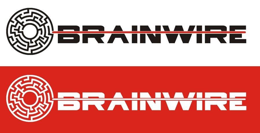 Penyertaan Peraduan #188 untuk Logo Design for brainwire