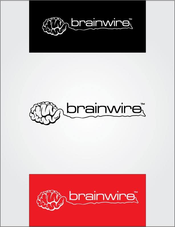 Penyertaan Peraduan #413 untuk Logo Design for brainwire