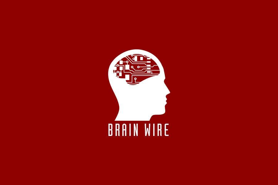 Penyertaan Peraduan #523 untuk Logo Design for brainwire