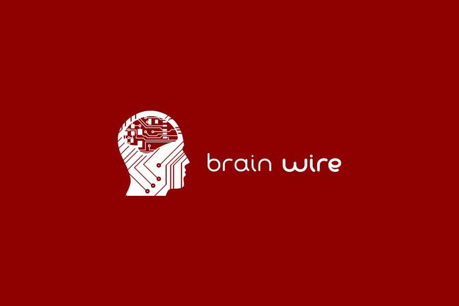 Penyertaan Peraduan #519 untuk Logo Design for brainwire