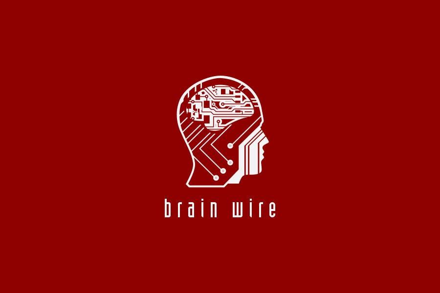 Penyertaan Peraduan #518 untuk Logo Design for brainwire