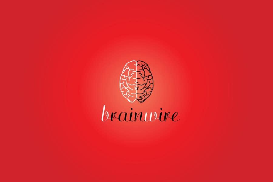 Penyertaan Peraduan #544 untuk Logo Design for brainwire