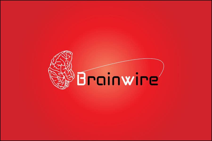 Penyertaan Peraduan #530 untuk Logo Design for brainwire