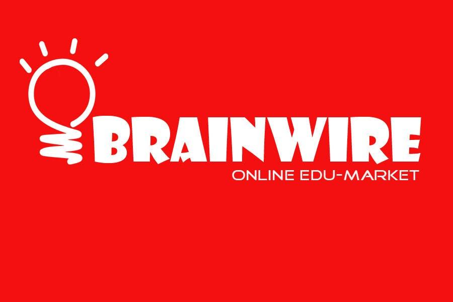 Penyertaan Peraduan #534 untuk Logo Design for brainwire