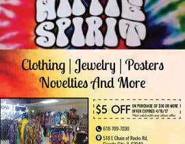 #2 for Design an Advertisement - Small Print Ad for Clothing Store by TheBreakers