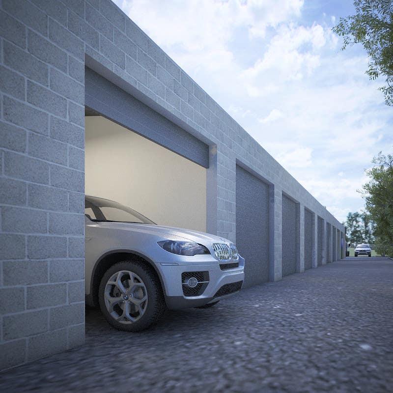 Kilpailutyö #67 kilpailussa 3D Rendered Drawing Designs of a Real Estate Development for Linn Industries