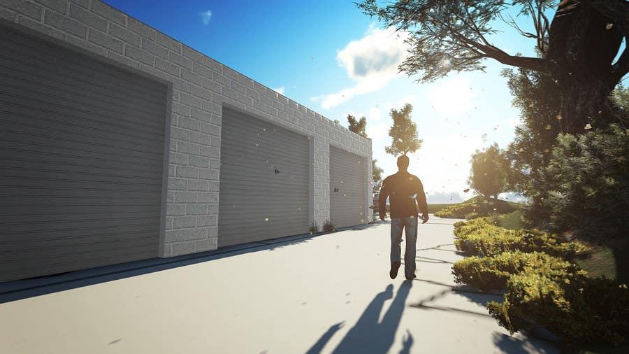 Kilpailutyö #41 kilpailussa 3D Rendered Drawing Designs of a Real Estate Development for Linn Industries