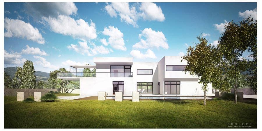 Inscrição nº                                         20                                      do Concurso para                                         3D Rendered Drawing Designs of a Real Estate Development for Linn Industries